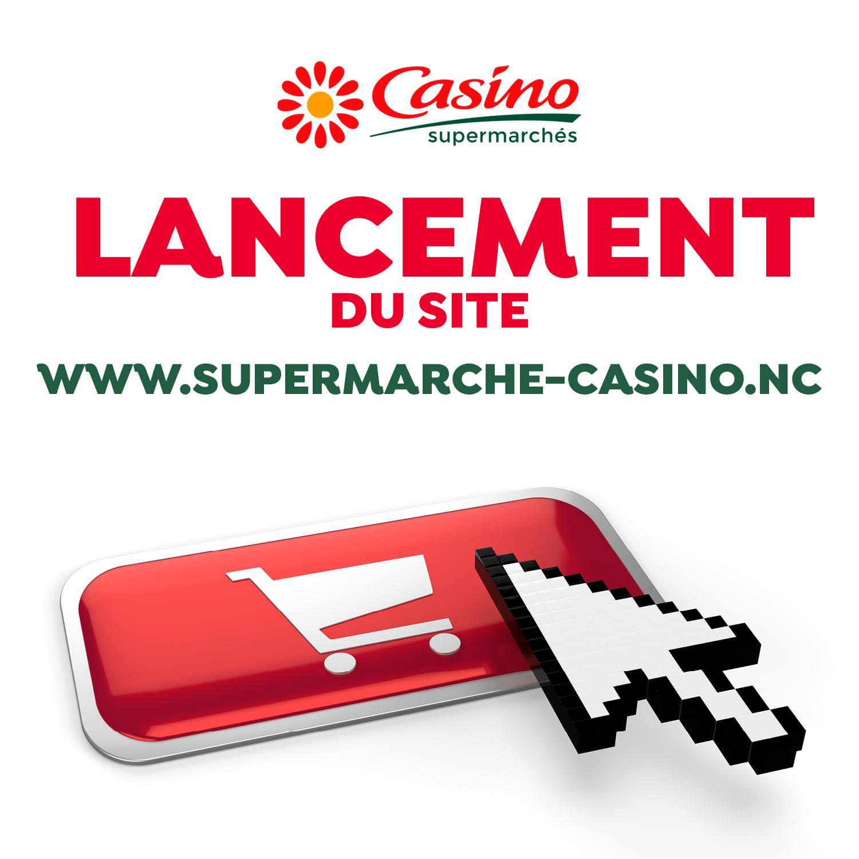 Faites vos courses dans vos supermarchés Casino en ligne !